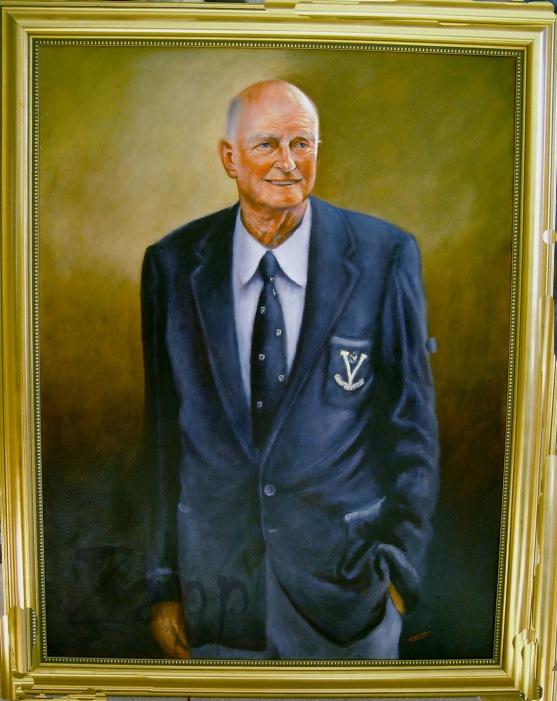 Bryan Martyn Portrait