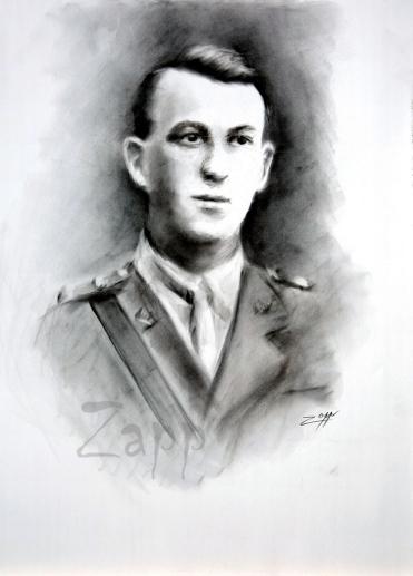 Captain John Patrick Hamilton VC