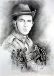 Corporal Alexander Henry Buckley VC