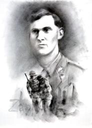 Corporal John William Alexander Jackson VC