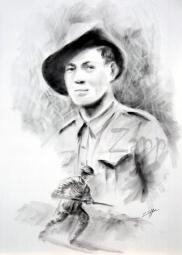 Corporal Phillip Davey VC, MM