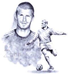 David Beckham copy