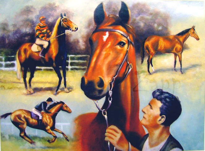 Melbourne Cup Winners Horses