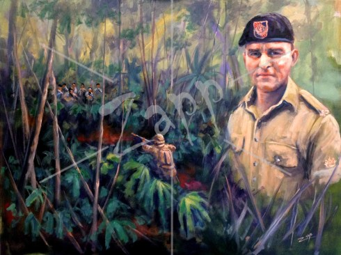 Warrant Officer Second Class Keith Payne VC, OAM