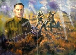 Corporal John Hurst Edmondson VC