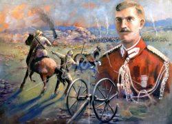 Lieutenant Colonel Leslie Cecil Maygar VC,DSO,VD