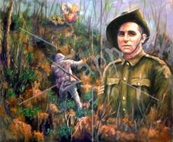 Lieutenant Thomas Currie Derrick VC, DCM